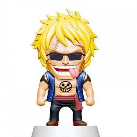 One Piece – Boite 14 figurines Ani-chara Heroes Dressrosa Part.3