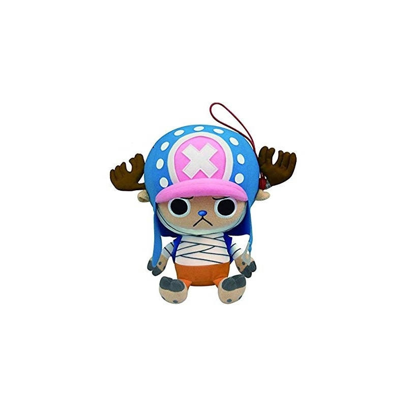 One Piece - Peluche Tony Tony Chopper Ichiban Kuji Punk Hazard