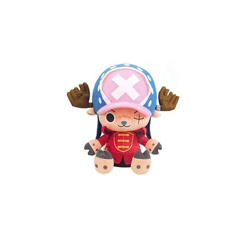 One Piece - Peluche Tony Tony Chopper Super DX  Movie Z Ver.B