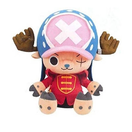 One Piece - Peluche Tony Tony Chopper Super DX  Movie Z Ver.B image