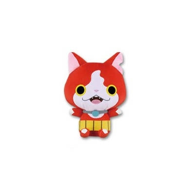 Yo-Kai Watch - Peluche Jibanyan Plush Mascot