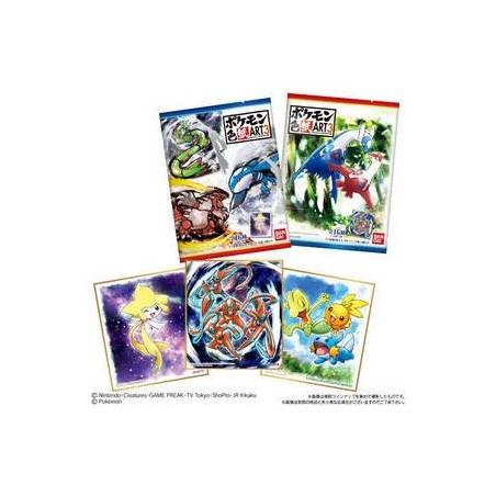 Pokemon - Shikishi Pokemon Art Boards Part.3 image