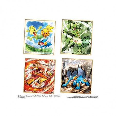 Pokemon - Shikishi Pokemon Art Boards Part.3