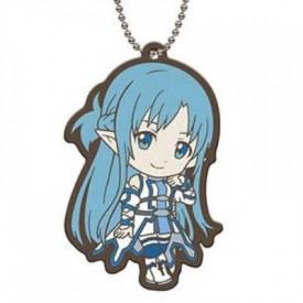 Sword Art Online - Strap Asuna Fairy Dance Capsule Rubber Mascot 01