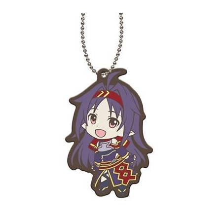 Sword Art Online - Strap Yuuki Capsule Rubber Mascot 01 image