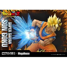 Dragon Ball Z - Statue Son Goku SSJ
