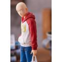 One Punch Man - Figurine Saitama Pop Up Parade Oppai Hoodie Ver.