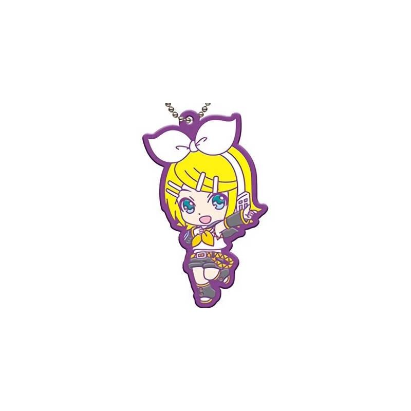 Vocaloid – Strap Kagamine Rin Rubber Keychain ~Magical Mirai 2018~