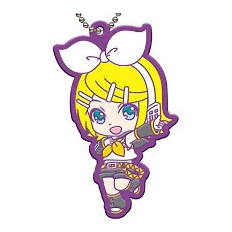 Vocaloid – Strap Kagamine Rin Rubber Keychain ~Magical Mirai 2018~ image