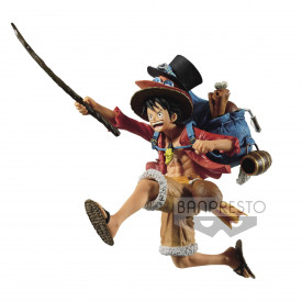 One Piece - Figurine Monkey D Luffy Mania Ver. Special Color