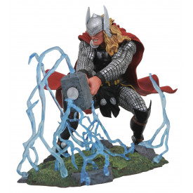 Thor - Figurine The Mighty Thor Marvel Gallery Comic