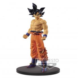 Dragon Ball Super - Figurine Son Goku Ultra Instinct Sing Creator & Creator