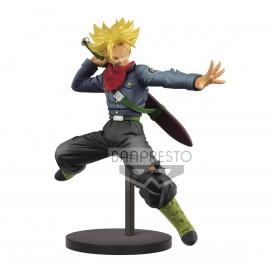 Dragon Ball Super - Figurine Trunks SSJ Chosenshi Retsuden II Vol.2