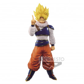 Dragon Ball Legends - Figurine Son Goku SSJ Yardrat Armor