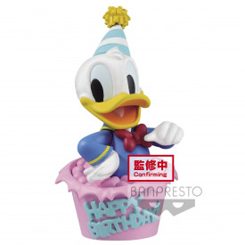 Disney Characters - Figurine Donald Duck Fluffy Puffy Ver.A
