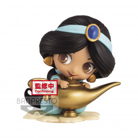 Disney Characters - Figurine Jasmine Q Posket Sweetiny Ver.A