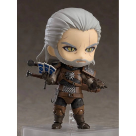 The Witcher 3 : Wild Hunt - Figurine Geralt Nendoroid