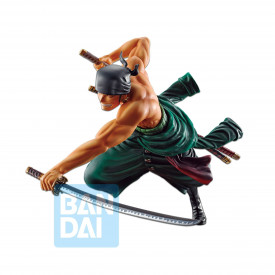 One Piece - Figurine Roronoa Zoro Ichibansho Battle Memories