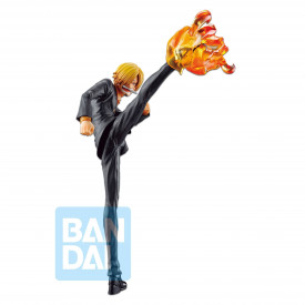 One Piece - Figurine Sanji Ichibansho Battle Memories