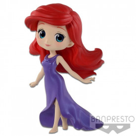 Disney Characters - Figurine Ariel Q Posket Petit The Story Of Little Mermaid Ver.E