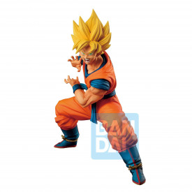 Dragon Ball Super - Figurine Son Goku SSJ Ichibansho Ultimate Variation