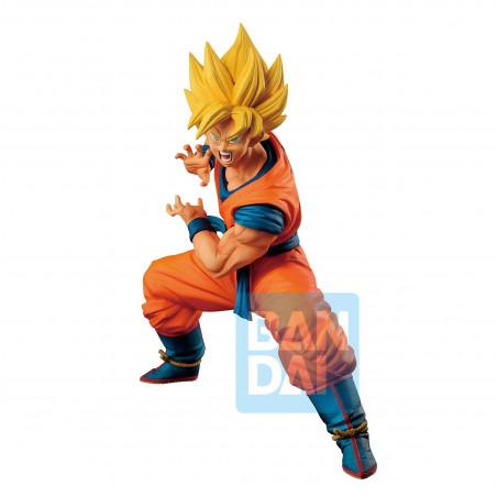 Dragon Ball Super - Figurine Son Goku SSJ Ichibansho Ultimate Variation