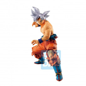 Dragon Ball Super - Figurine Son Goku Ultra Instinct Ichibansho Ultimate Variation