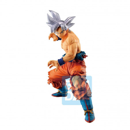 Dragon Ball Super - Figurine Son Goku Ultra Instinct Ichibansho Ultimate Variation