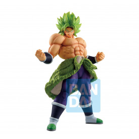 Dragon Ball Super - Figurine Broly Full Power Ichibancho Ultimate Variation