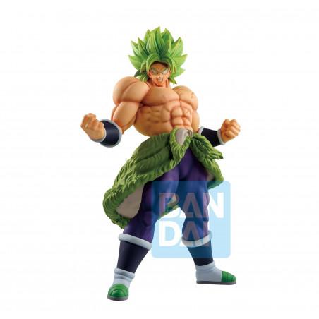 Dragon Ball Super - Figurine Broly Full Power Ichibancho Ultimate Variation