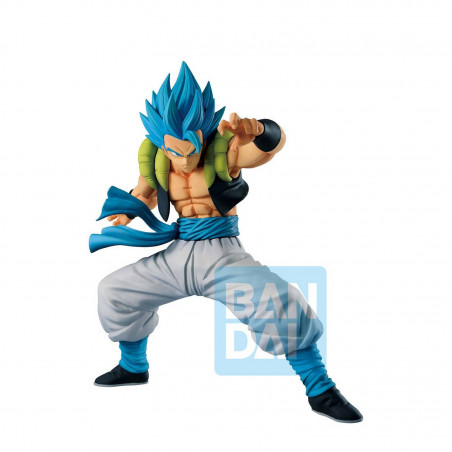 Dragon Ball Super - Figurine Gogeta SSGSS Ichibansho Ultimate Variation