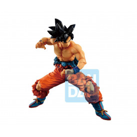 Dragon Ball Super - Figurine Son Goku Ultra Instinct Sign Ichibansho Ultimate Variation