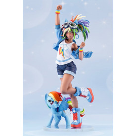 My Little Pony - Figurine Rainbow Dash Bishoujo Series