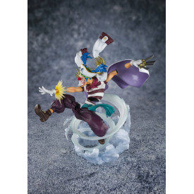 One Piece - Figurine Baggy Le Clown Figuarts Zero Extra Battle