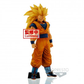 Dragon Ball Z - Figurine Son Goku SSJ3 Grandista Nero
