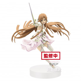 Sword Art Online Alicization War of Underworld - Figurine Asuna Espresto Est Dressy & Motions The Goddess of Creation Stacia