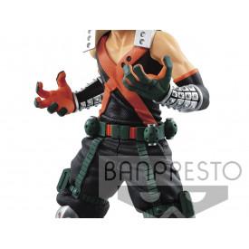 My Hero Academia - Figurine Katsuki Bakugo Texture Ver.