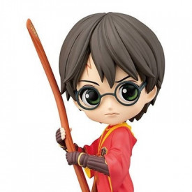 Harry Potter - Figurine Harry Potter Quidditch Style Q Posket Ver.B