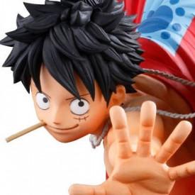 One Piece - Figurine Monkey D Luffy BFWC III Super Master Stars Piece