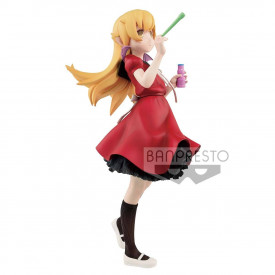 Monogatari Series - Figurine Oshino Shinobu EXQ Figure Exclusive Lines