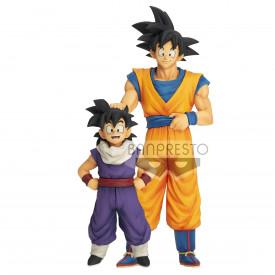 Dragon Ball Z - Figurines Son Goku & Son Gohan Zokei Ekiden