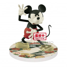 Disney Characters - Figurine Mickey Mouse Touch Japonism Ver.B