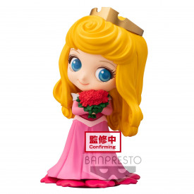 Disney Characters - Figurine Aurore Q Posket Sweetiny Ver.A