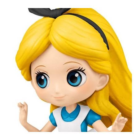 Disney Characters - Figurine Alice Q Posket Petit image