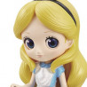 Disney Characters - Figurine Alice Q Posket Glitter Line