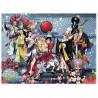 One Piece - Couverture Livre One Piece Ichiban Kuji Sakihokore ! Enshoku Mugiwara Emaki