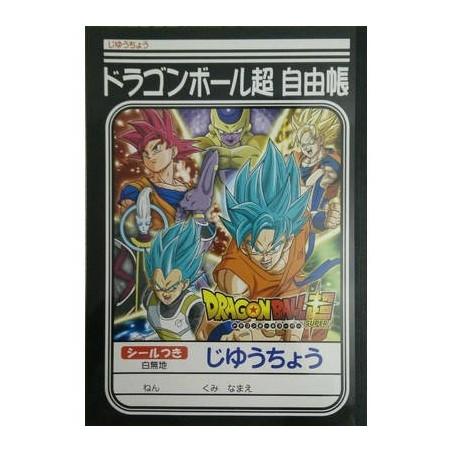 Dragon Ball Super - Cahier de Note Dragon Ball image