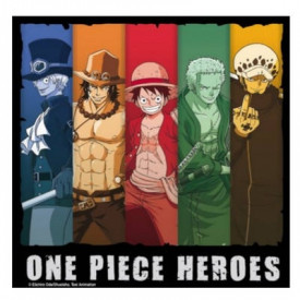 One Piece - Sac En Toile One Piece Heroes