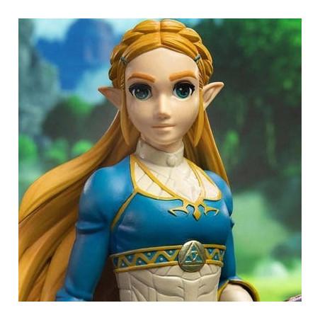 The Legend of Zelda Breath of The Wild - Figurine Zelda Standard Version image