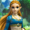The Legend of Zelda Breath of The Wild - Figurine Zelda Standard Version